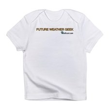 "Future Weather Geek ""Onesie"" Infant T-Shirt"