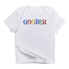 Goober Rainbow Creeper Infant T-Shirt