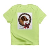 Vizsla Christmas Infant T-Shirt