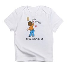 My 1st Mother's Day Gift Creeper Infant T-Shirt