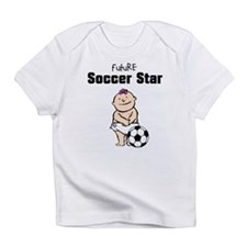 Future Soccer Star Girl Infant T-Shirt