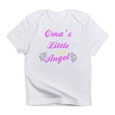 Oma's Little Angel Infant T-Shirt