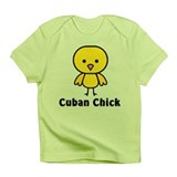 Cuban Chick Infant T-Shirt
