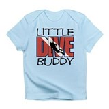 Little Dive Buddy Infant T-Shirt