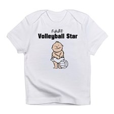 Future Volleyball Star (Boy) Infant T-Shirt