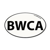 BWCA - Boundary Waters Canoe Area Wall Decal