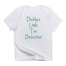 Daddy's Little Tax Deduction Creeper / Onesie Infa
