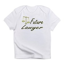 Future Lawyer Creeper Infant T-Shirt