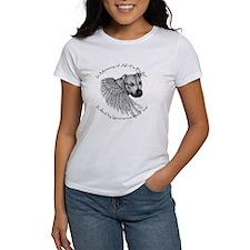 zeus circle with copy T-Shirt