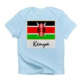 Kenya Creeper Infant T-Shirt