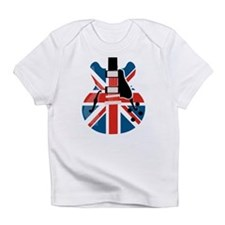 Britpop Guitar Infant T-Shirt