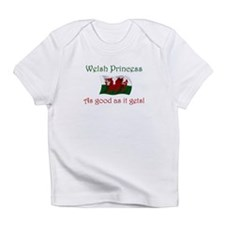Welsh Princess Infant T-Shirt