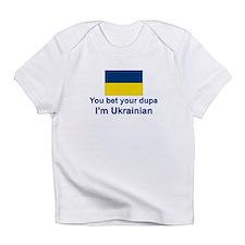 Ukrainian Dupa Infant T-Shirt