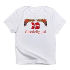 Danish Glaedelig Jul 2 Infant T-Shirt
