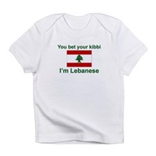 Lebanese Kibbi Infant T-Shirt