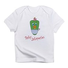 Girl Baby Jalapeno Infant T-Shirt