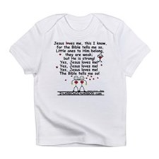 JESUS LOVES ME! Infant T-Shirt