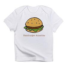 Cute Hamburger Infant T-Shirt