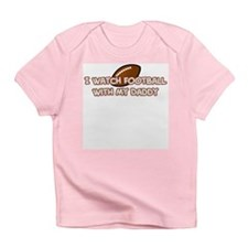 San Francisco Football Daddy Infant T-Shirt