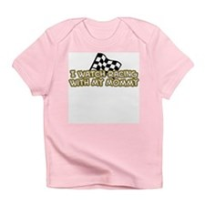 17 Racing Mommy Infant T-Shirt