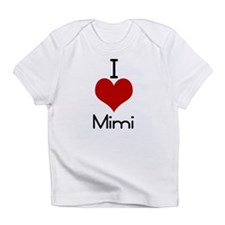 i love mimi Creeper Infant T-Shirt