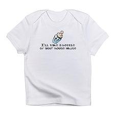 House White Infant T-Shirt