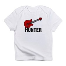 Guitar - Hunter Creeper Infant T-Shirt