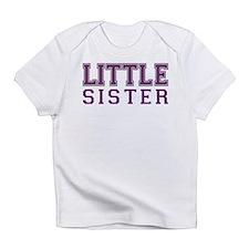 little sister varsity Infant T-Shirt