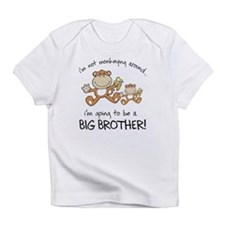 big brothers monkey Infant T-Shirt