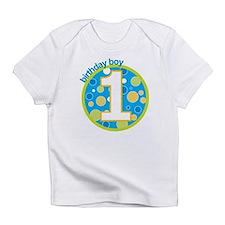 first birthday boys Infant T-Shirt