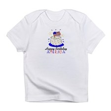 Happy Birthday America Baby/Toddlers Infant T-Shir