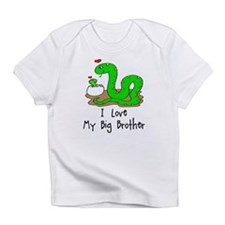 I Love My Big Brother Baby/toddlers Infant T-Shirt