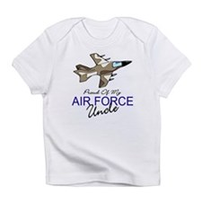 Air Force Uncle Infant T-Shirt