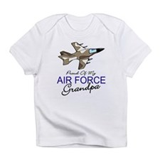 Air Force Grandpa Infant T-Shirt