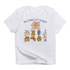 My Daddy Is A Surgeon Cute Baby/Toddler Infant T-S