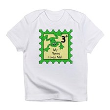 My Nonna Loves Me! FROG Baby/Toddlers Infant T-Shi