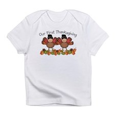First Thanksgiving TWINS Infant T-Shirt