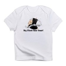 Top Hat New Year Infant T-Shirt