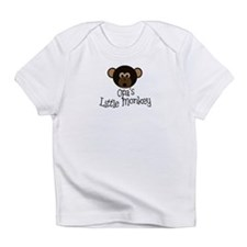 Opa's Little Monkey BOY Infant T-Shirt