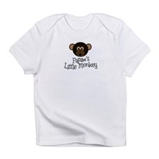 Papaw's Little Monkey BOY Infant T-Shirt