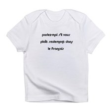 French Infant T-Shirt