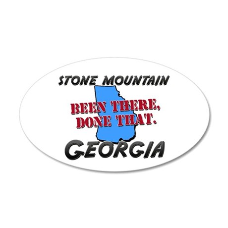 stone mountain georgia - been there, done that Sti