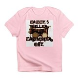 Daddy's Killer Drummer Boy Infant T-Shirt