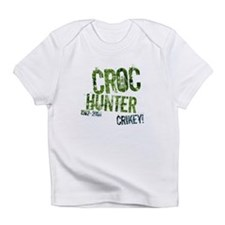 Crikey Crocodile Hunter Infant T-Shirt