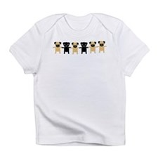 StringOPugs Infant T-Shirt
