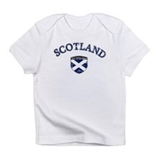 Scotland Soccer Infant T-Shirt