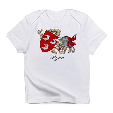 Ryan Family Crest Creeper Infant T-Shirt