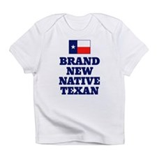 Native Texan Baby Creeper Infant T-Shirt