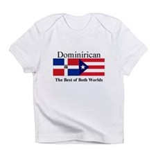 Dominirican Creeper Infant T-Shirt