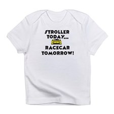 Stroller Today, Racecar Tomorrow Creeper Infant T-